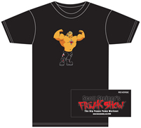 "NEW ""Steiner Animated"" T-Shirt!"