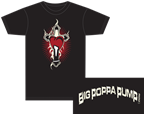 "Big Poppa Pump ""FITTED"" T-Shirt"